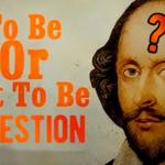 вопрос to be