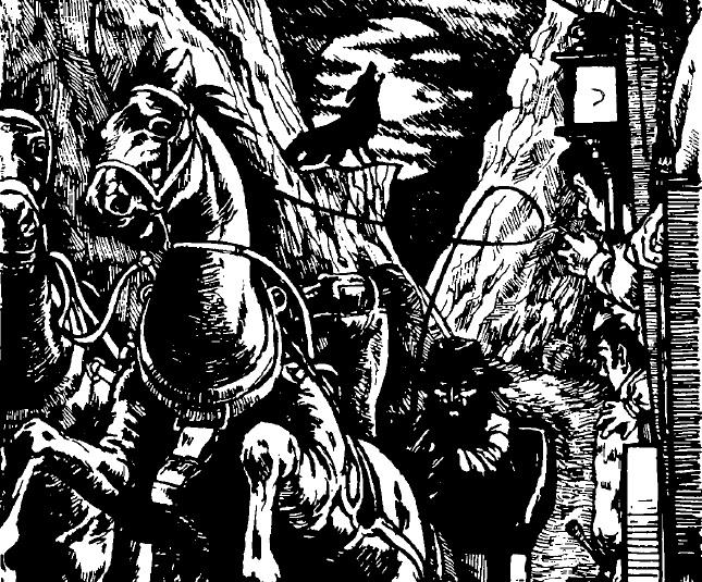 """Адаптированная книга на английском языке """"Дракула"""" (2)"""