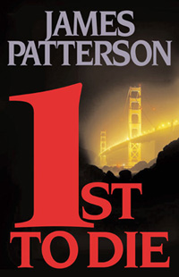 """1st to Die"" by James Patterson"